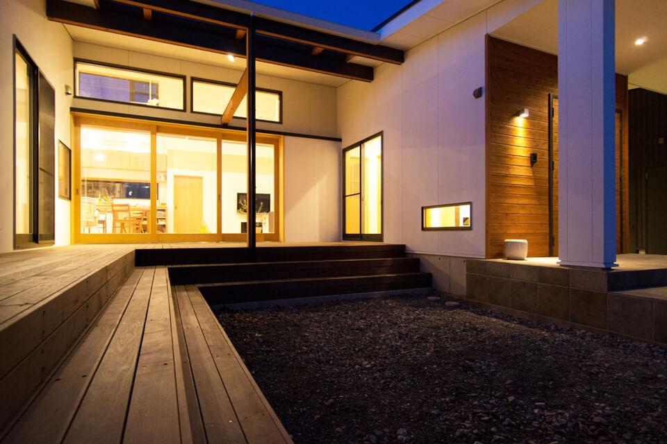 おしゃれな注文住宅を得意とした建築会社です